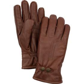 Hestra Tällberg Gloves Herre kastanj